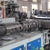 Linha de produção composta plástica de madeira linha de produção da placa de WPC