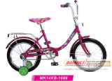 16 Zoll-Mädchen-scherzt das grundlegende Kind-Fahrrad Fahrrad-Fahrrad (MK14KB-1688)