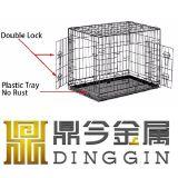 Casa de cão do animal de estimação ISO9001 e casa para o treinamento