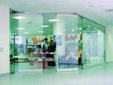 De beweegbare Muren van het Glas voor Bureau, Winkelcomplex en Opleidingscentrum