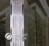 Lustre en cristal Om089 Dia500mm H2700mm