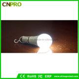 ampoule en aluminium du secours DEL de 5W Plastic+