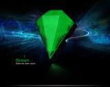 Зеленый предупредительный световой сигнал светильника Reae