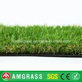 Искусственная трава аквариума и высокая дерновина синтетики типа