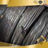 12.7m m 7 fabricantes del hilo de la PC del alambre