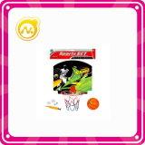 Mini tarjeta plástica del baloncesto del juguete del deporte