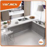 Armadio da cucina di legno Mixed del PVC dell'armadio da cucina dalla Cina