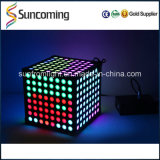 デジタル3D Magic Cube Disco Night Club LED Light