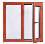 AluminiumCasement Window mit Highquality Titl- Turn Window