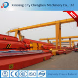 Werkstatt-haltbarer Innenportalkran 5 Tonne auf Schiene