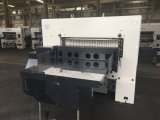 Papier plein automatique machine de découpage (de QZYW115E)
