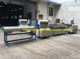 Пластмасса трубопровода высокой точности FEP прессуя производящ машинное оборудование