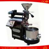 Petit brûleur de café de machine de brûleur de café de gaz chaud de la vente 1kg