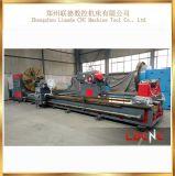 Máquina pesada horizontal profissional do torno do baixo custo C61250 para a estaca