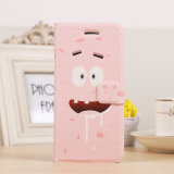 Самое новое iPhone 6 Apple аргументы за Lovely милое Leather Cover Hard Back
