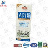 200ml aseptisch Verpakkend Materiaal voor Melk