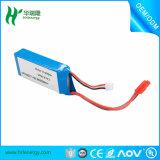 batterie 903048 de Lipo de véhicule de vitesse de Wltoys A949 de fiche de Jst de batterie au lithium de 7.4V 1100mAh