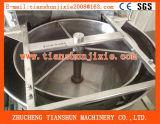 As microplaquetas de milho das microplaquetas removem a máquina Zy-800 da água e do petróleo