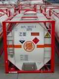 20feet de Container van de Tank van de Brandstof van ISO