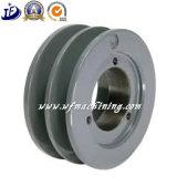 Präzisions-Gussteil-Autoteile für Riemen-Riemenscheiben-Riemen-Antriebsscheibe