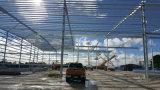 Het geïsoleerde Logistische Pakhuis van het Staal van de Opslag in Autralia