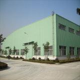 Het Industriële Pakhuis van de Structuur van het Staal van het Dak van het zonlicht