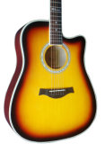 High Quality 41'' Electric Acoustic Guitar (RH-4101C)