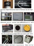 Macchina per incidere di legno di CNC del laser del portello