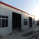 SGS 증명서를 가진 가벼운 강철 구조물 창고 건물