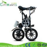 E-Bici de 14 pulgadas plegable la bici eléctrica para los adultos
