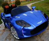Kind-batteriebetriebenes Auto, Fahrt auf Auto, scherzt elektrisches Auto