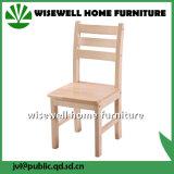 Vector de cena de los muebles de madera de pino con 4PC que cena la silla (W-DF-9050)