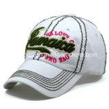 Бейсбольная кепка таможни панелей высокого качества 6