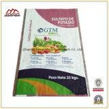 供給肥料のための25kg PPによって編まれる袋