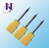 Micro rivestimento di Tixco degli utensili per il taglio del laminatoio di estremità della taglierina solida del carburo