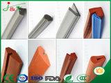 Silikon-Gummi-Strangpresßling-Profil für Automobil und Aufbau