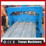 Крен палубы строительного материала пакгауза формируя поставщика машины