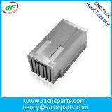 Peça de alumínio da máquina para as peças da máquina do CNC do automóvel