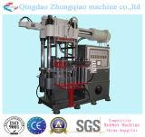Máquina moldando da injeção de borracha horizontal automática cheia