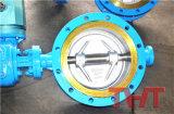 Клапан-бабочка пневматических/электрического силового привода