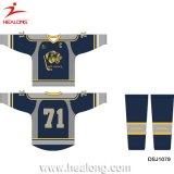 Het goedkope Ijshockey Jersey van de Sublimatie van de Douane van het Team In het groot Lege