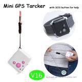 G / M Personal mini kit del colgante del perseguidor del GPS (V16)