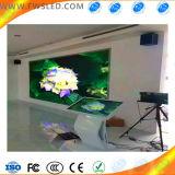 フルカラーP4mm HDスクリーンのLED表示