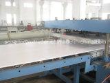 Plastikmaschine Belüftung-Blatt-Vorstand-Strangpresßling-Produktionszweig