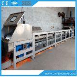 Máquina de granulagem da correia de aço da resina com certificação do Ce