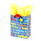 Geburtstag-Geschenk-Beutel, Geschenk-Beutel, Papiertüten, Packpapier-Beutel