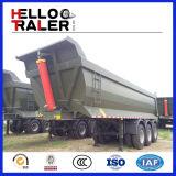2 или 3 Axles встают на сторону трейлер сброса Semi, от 50 до 80 бортового тонн трейлера для сбывания, трейлера Tipper тележки Tipper