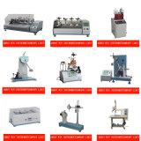 Lacet de chaussures et machine de test d'abrasion d'oeillets/matériel (GW-030B)
