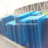 PVC Infill per Cross Wind Cooling Tower