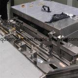 片付けおよび送り装置が付いている端のビスケットのパッキング機械
